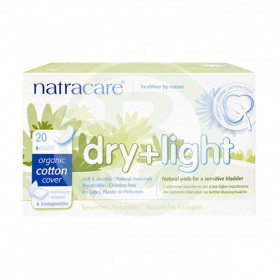 Compresa Dry+Light Incontinencia Natracare