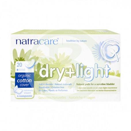 Compresa Dry+Light Incontinencia Natracare