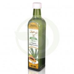 Jugo De Aloe Vera con Papaya 500Ml. Tongil
