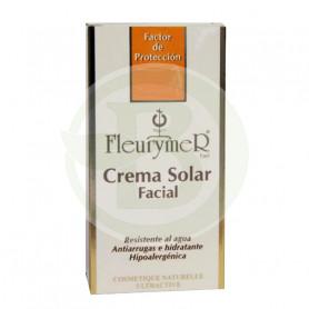 Crema Solar Facial Spf-30 80Ml. Fleurymer