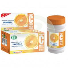 Vitamina C Pura Retard 1000Mg. ESI