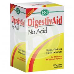 Digestivaid No Acid 60 Tabletas ESI - Trepat Diet