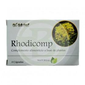 Rhodicomp 4 Capsulas Natursal