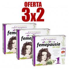 Pack 3x2 Femepausia 30 Cápsulas Pinisan
