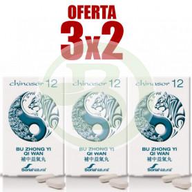 Pack 3x2 Chinasor 12 Soria Natural