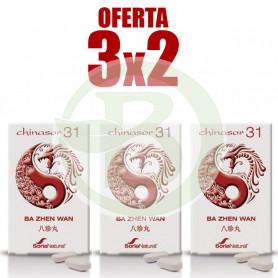 Pack 3x2 Chinasor 31 Soria Natural
