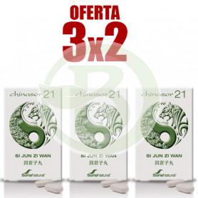 Pack 3x2 Chinasor 21 Soria Natural