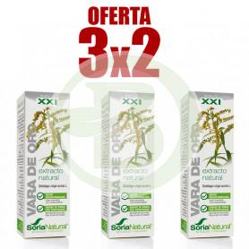 Pack 3x2 Extracto de Vara de Oro 50Ml. Soria Natural