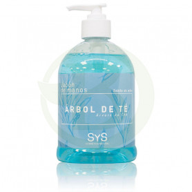 Jabón de Manos Árbol de Té 500Ml. Sys