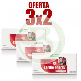 Pack 3x2 Cardio Energy MgDose
