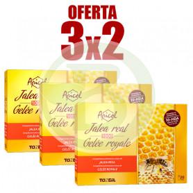 Pack 3x2 Apicol Jalea Real 1000 Tongil