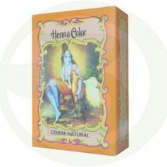 Henna Polvo Cobre Radhe Shyam