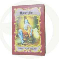 Henna Polvo Super Caoba Oscuro Radhe Shyam