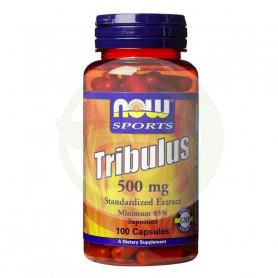 Tríbulus 500Mg. 100 Cápsulas Now