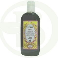 Champú Henna Color Castaño 250Ml. Radhe Shyam