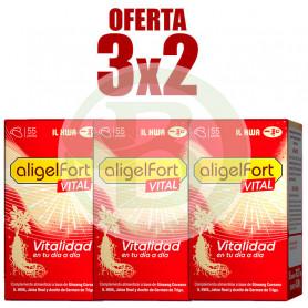 Pack 3x2 Aligelfort Vital 55 Perlas Il Hwa