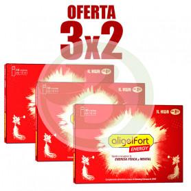 Pack 3x2 Aligelfort Energy 10 Viales Il Hwa