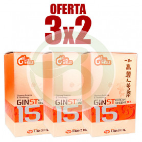 Pack 3x2 Ginst15 100 Sobres Il Hwa
