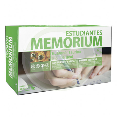 Memorium Estudantes 30 Ampollas Dietmed