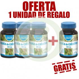 Pack 4x3 Cola de Caballo 90 Comprimidos Naturmil