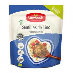 Semillas de Lino Molidas 425Gr. Linwoods