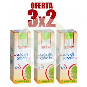 Pack 3x2 Cola de Caballo 50Ml. Pinisan