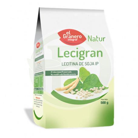 Lecigran (Lecitina de Soja IP) 500Gr. El Granero