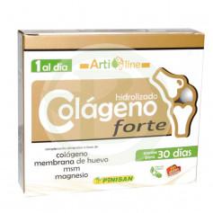 Colágeno hidrolizado Forte 30 Cápsulas Pinisan