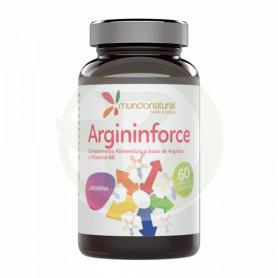 Arginin Force 60 Cápsulas Mundo NaturalL