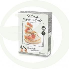 Tortitas Sabor Salmón 2 Weeks Diet Venpharma