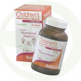 Multinutriente Infantil Health Aid
