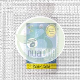 Nua DHA 500 60 Perlas Limón