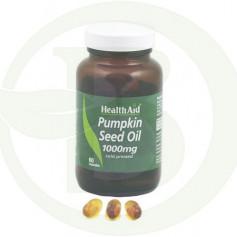 Aceite de Calabaza 1000Mg. Health Aid