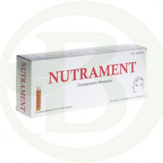 Nutrament 20 Viales Pharma OTC