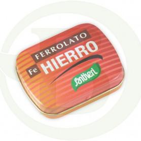Quelato de Hierro (Ferrolato) Santiveri