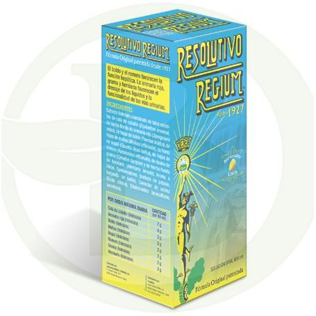 Resolutivo Regium Solución Oral 600Ml. Plameca
