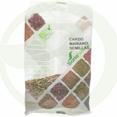 Cardo Mariano Semillas Bolsa Soria Natural