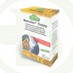 Nattolin Osteo 30 Cápsulas Dr. Dunner