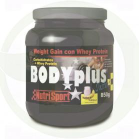 Body Plus Instant 850Gr. Yogur Plátano Nutrisport