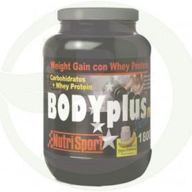 Body Plus Instant 1800Gr. Yogur Plátano Nutrisport