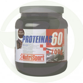 Proteína 60% 700Gr. Choco Nutrisport