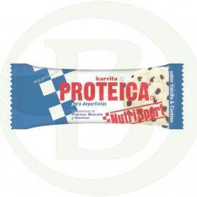Barrita Proteica de Cookies Nutrisport