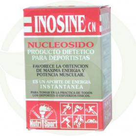Inosine 50 Cápsulas 500Mg. Nutrisport