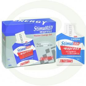 Stimul Red Express 12 Geles 30Ml. Nutrisport