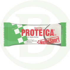 Barrita Proteica de Coco Nutrisport
