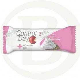 Barrita Controlday Nata-Chocolate Nutrisport