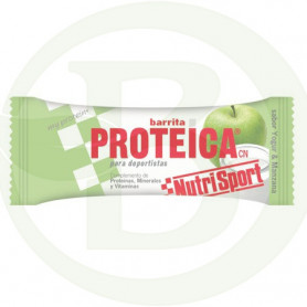 Barrita Proteica Yogur-Manzana Nutrisport