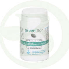 Green Flor 90 Comprimidos Nutergia