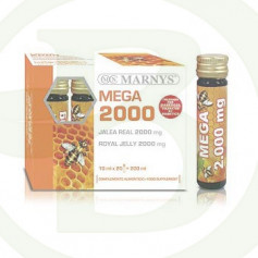 Jalea Real Mega 2000Mg. Marnys
