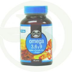 Omega 3, 6 y 9 60 Perlas Naturmil